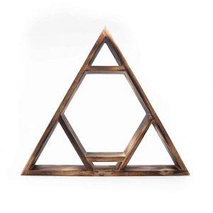 Zen Altar Pyramid - 38 x 33 cm