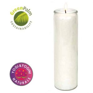 Candle Stearin White Odourless - 100 hours burning