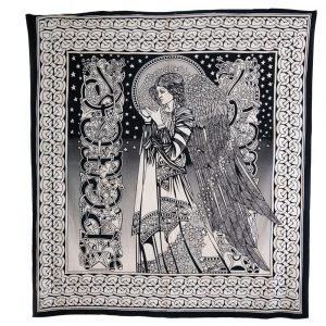 Angel Tapestry Cotton Authentic (240 x 210 cm)