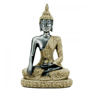 Buddha Statue Of Sand - 10 Cm