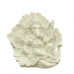 Ganesha Picture Ridhi Sidhi - 12 Cm