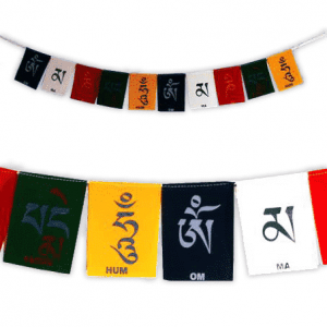 Prayer Flags Ompmh 10 Luxury Velours