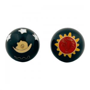 Meridian Balls Sun