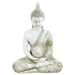 Buddha In Meditation Thailand - 29 Cm
