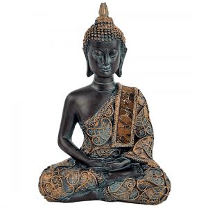Buddha Antique Thailand - 15 Cm