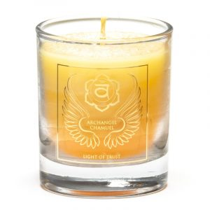 Votive Scented Candle Archangel Chamuel Chakra 2