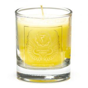 Votive Scented Candle Archangel Jophiel Chakra 3