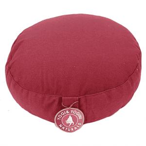 Meditation Cushion Low (aubergine)