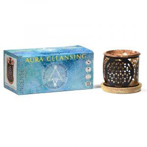 Aromafume Aura Cleansing Incense Set