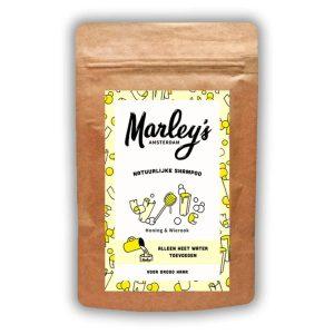 Marley's Amsterdam Shampoo Flakes Dry Hair - Honey & Frankincense