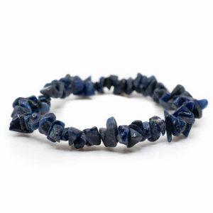 Gemstone Chip Bracelet Sodalite