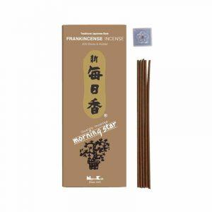 Morning Star Incense Frankincense (70 grams)