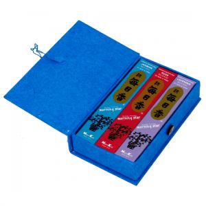 Morning Star Incense Giftbox (3 packs - assortment 1)