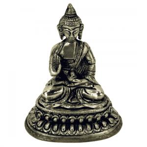 Mini Statue Buddha Amogasiddhi - 10 cm