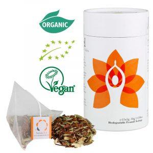 Solar Biological Tea Sacral Chakra
