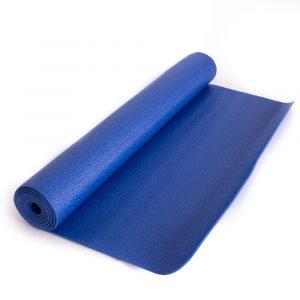 PVC Yoga Mat Indigo - 183 x 61 x 0.4 cm