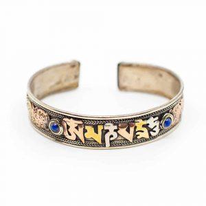 """Tibetan Bracelet Handmade """"Wisdom"""""""