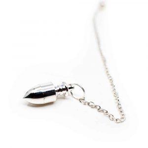 Metal Pendulum Silver Bullet