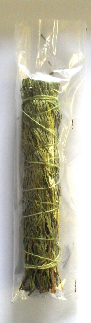Smudge Cedar Leaves - Cluster High Grade