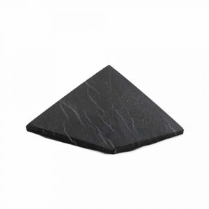 Pyramid Unpolished Shungite - 40 mm