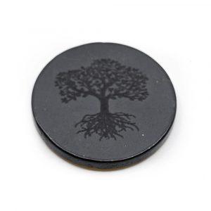 Phone Sticker Shungite - Tree of Life (30 mm)