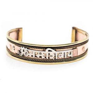 Tibetan Bracelet Handmade Copper Color
