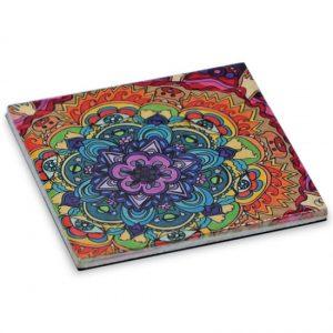 Ceramics Coasters Mandala