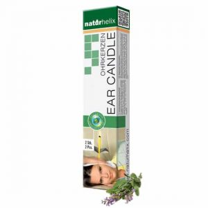 Ear candles Muscatalie - Mood-enhancing and invigorating