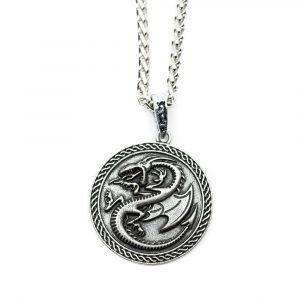 Amulet Fire-breathing Dragon