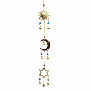 Decorative Garland Sun Moon and Stars