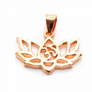 Pendant OHM Lotus Copper (20 mm)