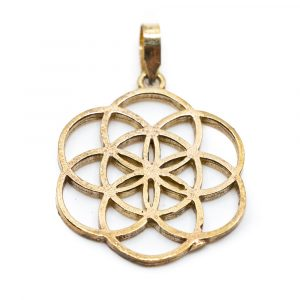 Pendant Seed of Life (30 mm)