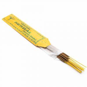 Tibetan Incense Sticks - Himalayan Herbal (15 pieces)