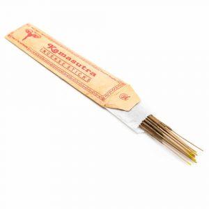 Tibetan Incense Sticks - Kamasutra (15 pieces)