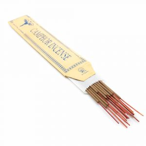 Tibetan Incense Sticks - Camphor (15 pieces)