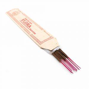 Tibetan Incense Sticks - Flora (15 pieces)