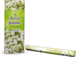 G.R. Garden incense Royal Jasmine (6 packages)