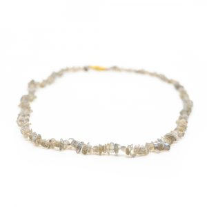 Gemstone Chip Necklace Labradorite (45 cm)