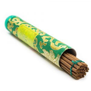 Tibetan Incense Case - Green Tara (20 pieces)