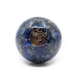 Orgonite Sphere Lapis Lazuli (60 mm)
