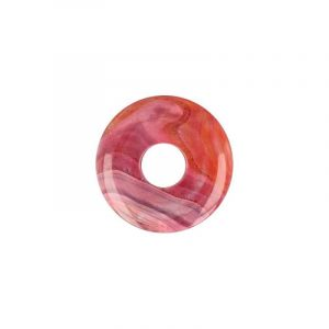 Donut Agate Red (50 mm)