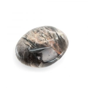 Jumbo Gemstone Black Moonstone (40 - 60 mm)