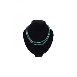 Gemstones Chain Turquoise (5 mm - 89 cm)
