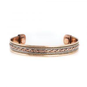 Copper Magnet Bracelet Chain