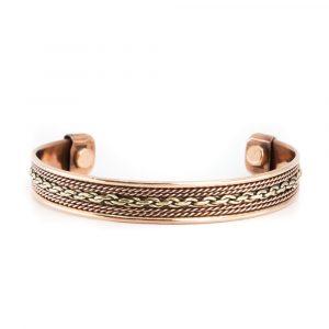 "Copper Magnet Bracelet ""Reverse"""