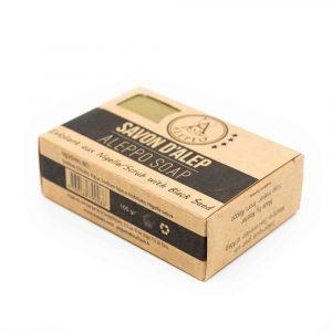 Aleppo Soap Black Cumin - 8% Bay Laurel Oil - 100 grams