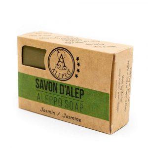 Aleppo Soap Jasmine - 8% Bay Laurel Oil - 100 grams