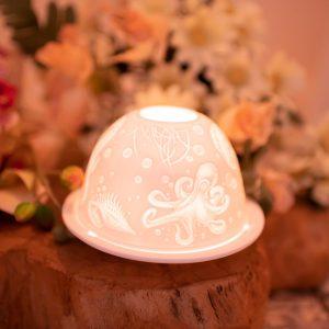 Porcelain Mood Light Sea Animals