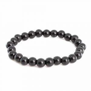 Gemstone Bracelet Shungite (8 mm beads)
