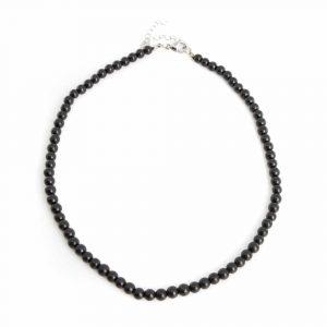 Gemstone Necklace Shungite (46 cm)
